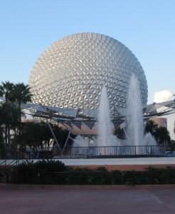 Epcot's Spaceship Earth
