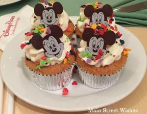 Park Fare Cupcakes