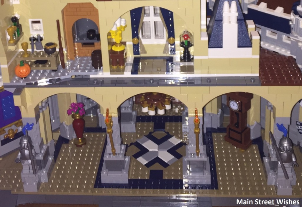 Lego Castle Main Street Wishes