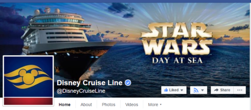 Real Disney Cruise Line FB