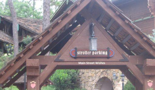 stroller-parking-sign