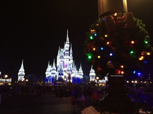christmas-castle-and-wreath