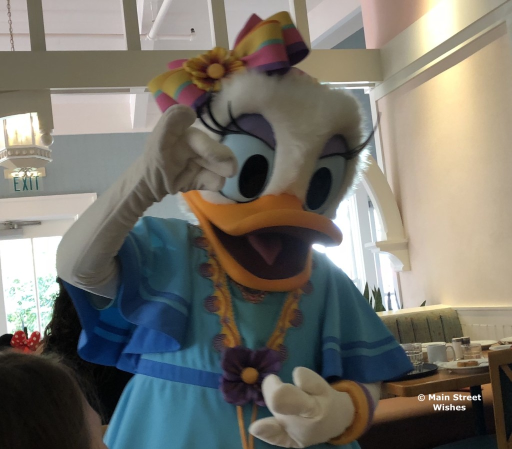 Daisy Duck is a Welcome Addition to Minnie's Beach Bash ...